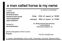 a-man-called-horse-plakat